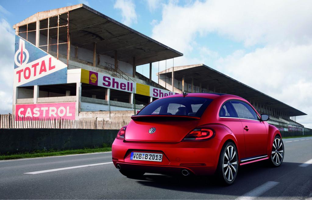 Volkswagen Beetle ab 16 950 Euro erhältlich
