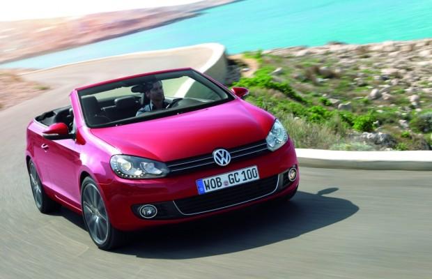 Volkswagen Golf Cabriolet im Handel