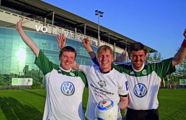 Volkswagen unterstützt niedersächsische Special Olympics
