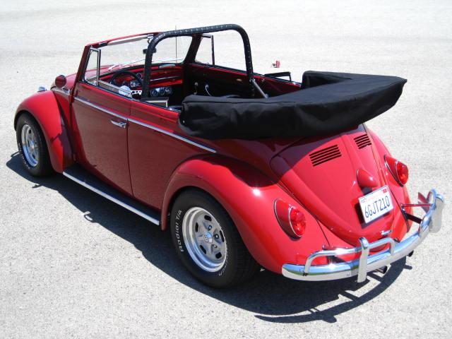 Vor 4 Jahren wurde der Wagen komplett restauriert, nun steht er erstmals zum Verkauf, Foto: Oldbug