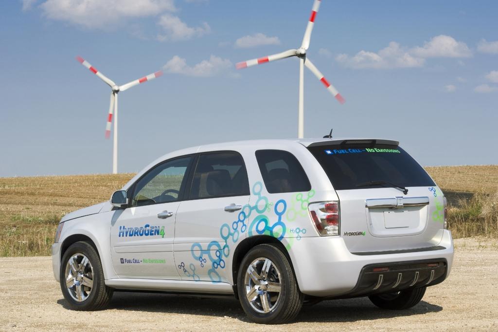 Wolke sieben: Auch Opel macht in Wasserstoff