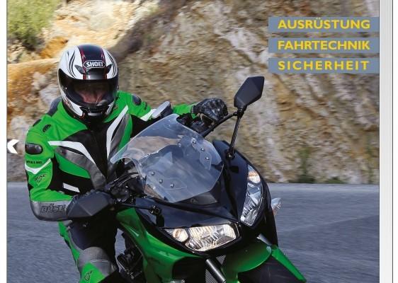 auto.de-Buchtipp: Motorradfahren in Perfektion – Mit Köpfchen durch die Kurve
