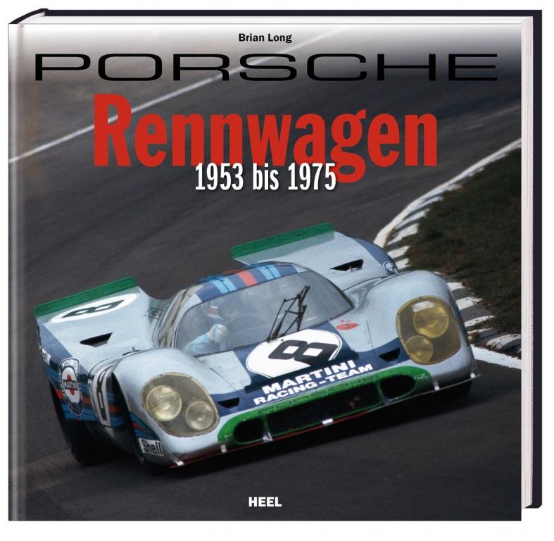 auto.de-Buchtipp: Porsche Rennwagen 1953 bis 1975