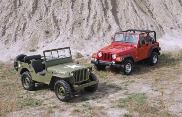 """""""2.000 Kilometer durch Deutschland"""": Jeep Compass, Grand Cherokee und Wrangler im Einsatz"""