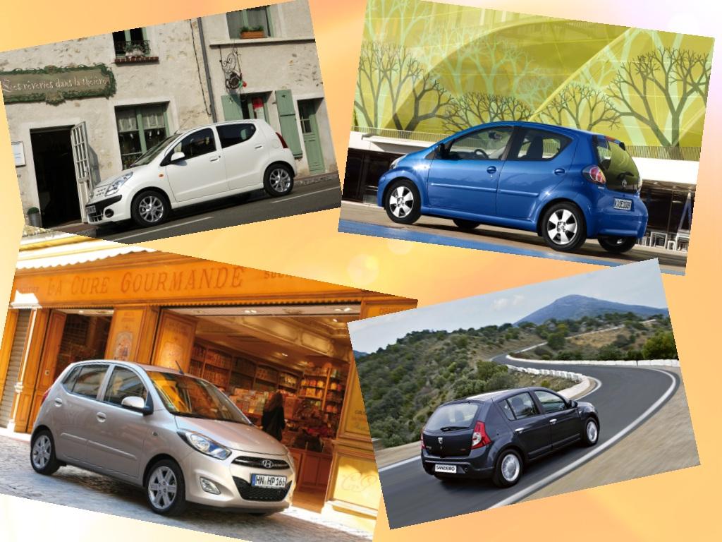 Überblick: Zehn Autos unter 10 000 Euro