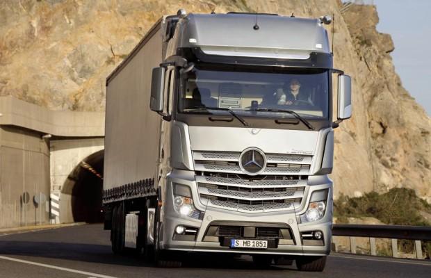 Öko-Laster - Lkw besser als ihr Ruf