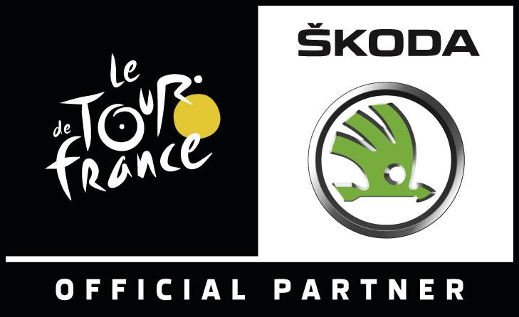 Škoda ist Hauptsponsor der Tour de France