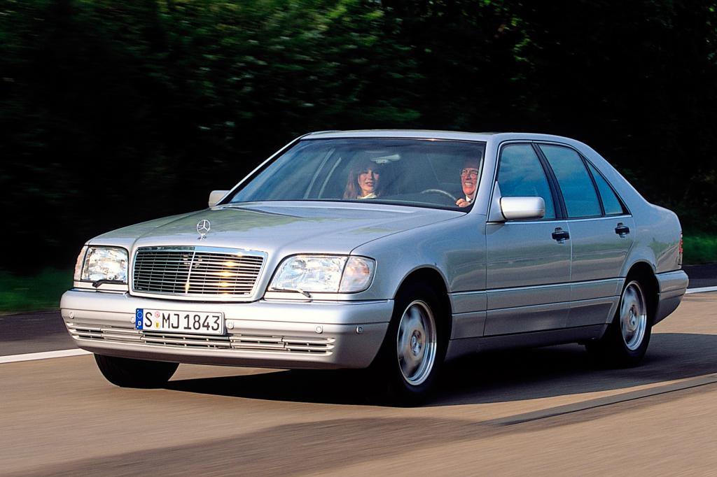1996 erschien der S300 Turbodiesel