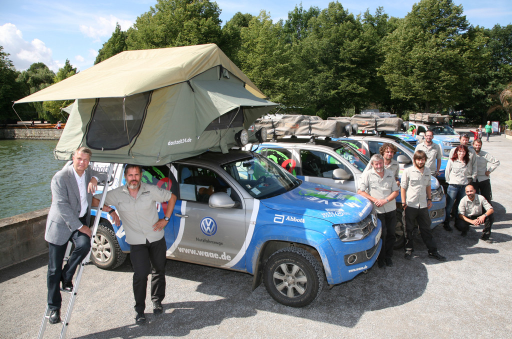201EMove the World Tour201C führt Menschen und Maschinen an den Rand der Belastbarkeit.
