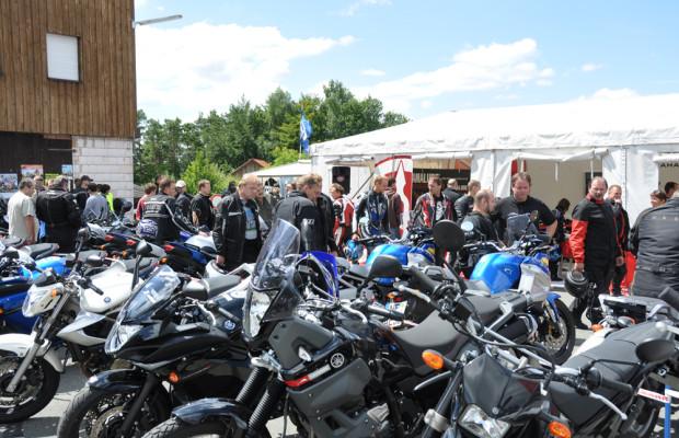 4. Yamaha Fans & Family Festival 2011: Racing, Power und Party satt