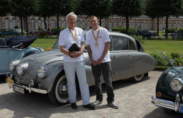 ADAC Deutschland Klassik 2011: Routenverlauf auf den Spuren von Bertha und Carl Benz