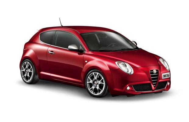 Acht Alfa Romeo Mito bei Shell zu gewinnen