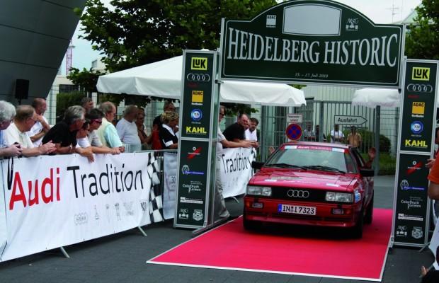 Aktionstag bei Audi: Historie trifft Zukunft