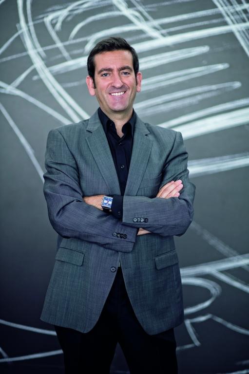 Alejandro Mesonero-Romanos.