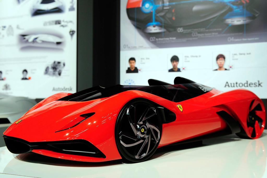 Alternative Gedankenspiele bei Ferrari