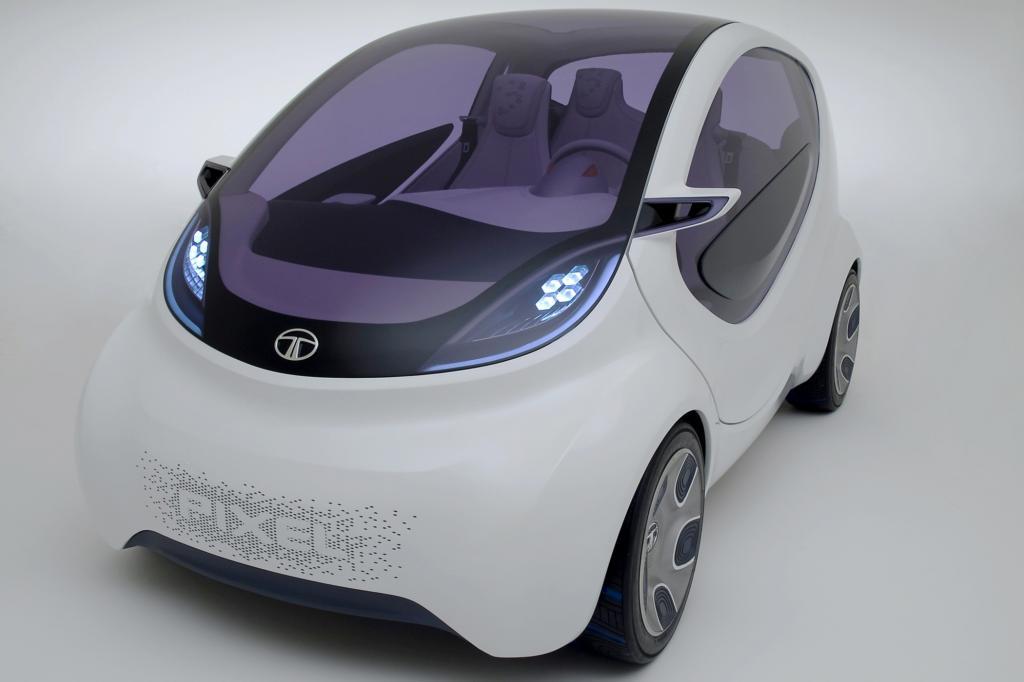 Auch Tata hat ein kleines E-Auto für Europa in Planung
