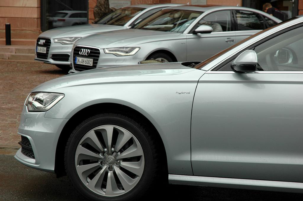 Audi A6 Hybrid: Die Limousine mit dem Alternativantrieb geht zum Jahreswechsel an den Start.
