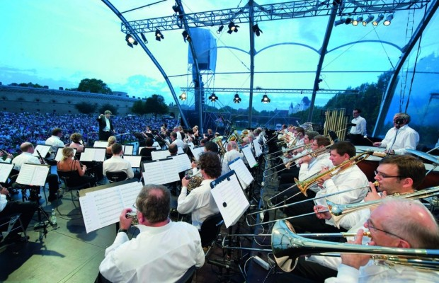Audi Sommerkonzerte laden zum Open Air