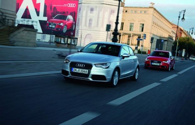 Audi erzielt Auslieferungsrekord im ersten Halbjahr