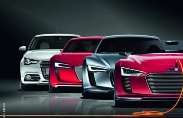 Auszeichnung für Audi-Geschäftsbericht