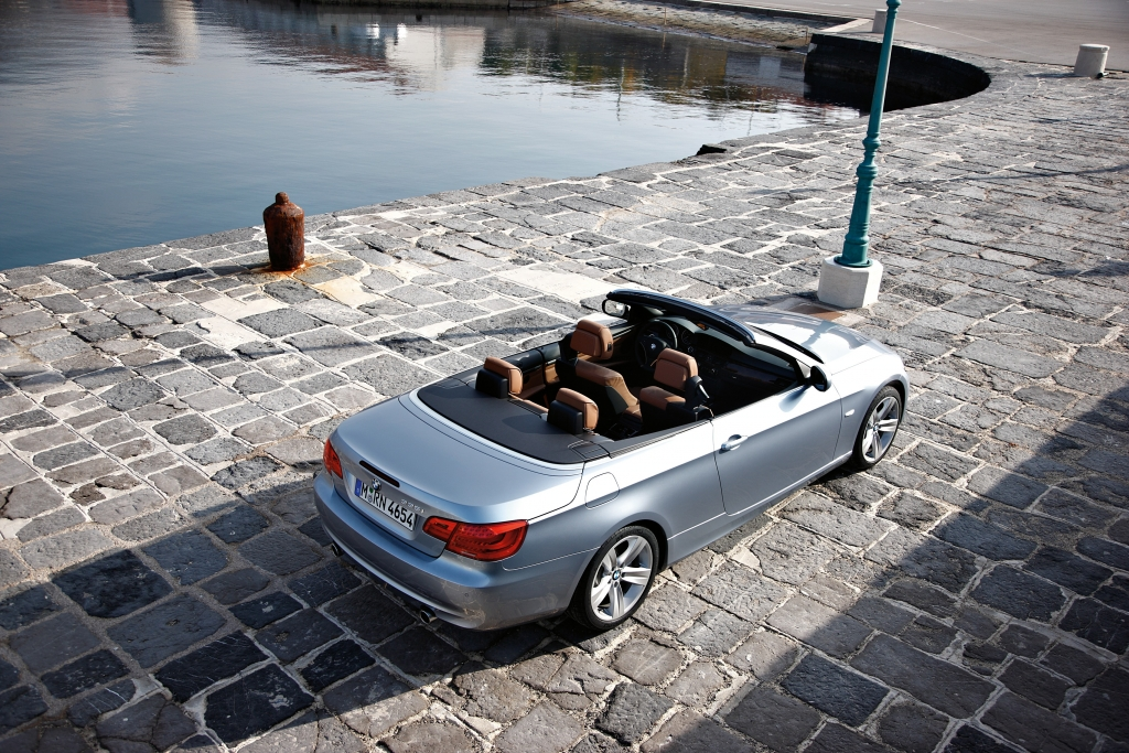BMW 3er Cabrio