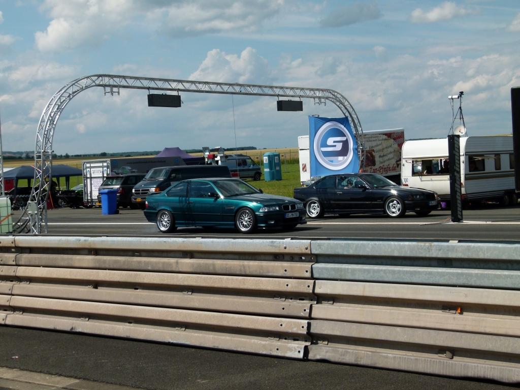 BMW-Tuningfreunde infiziert - Das Asphaltfieber geht um