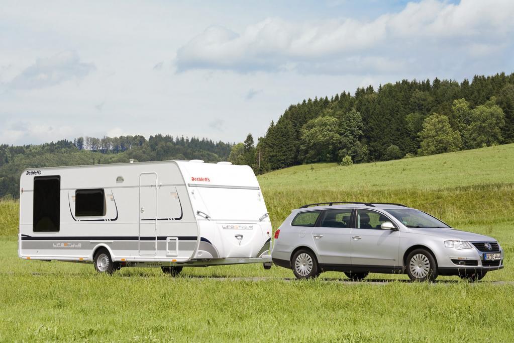 Bayern und Mecklenburg-Vorpommern unter Campern beliebt