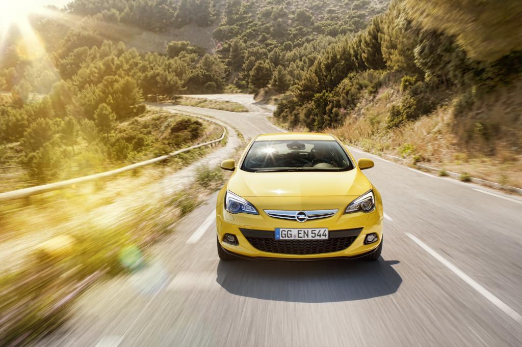 Bereits 7000 Bestellungen für Opel Astra GTC