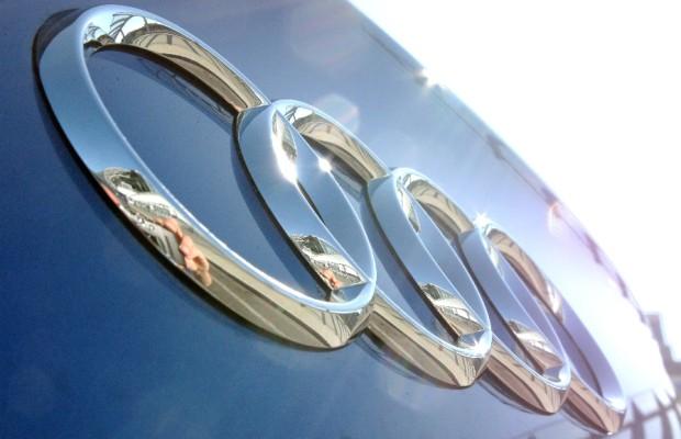 Betriebsversammlung bei Audi