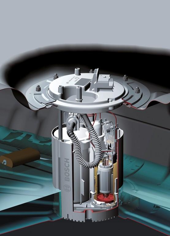 Bosch: 100 Millionen Kraftstoff-Fördermodule gefertigt