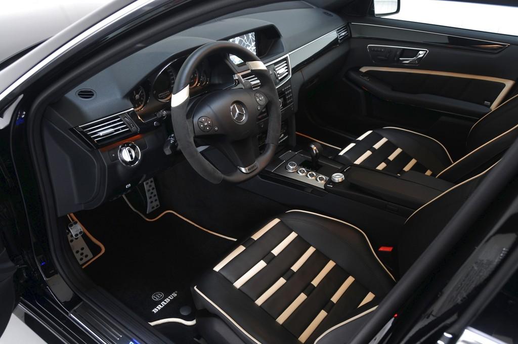 Brabus präsentiert Aerodynamikteile für AMG E- und S-Klasse Modelle