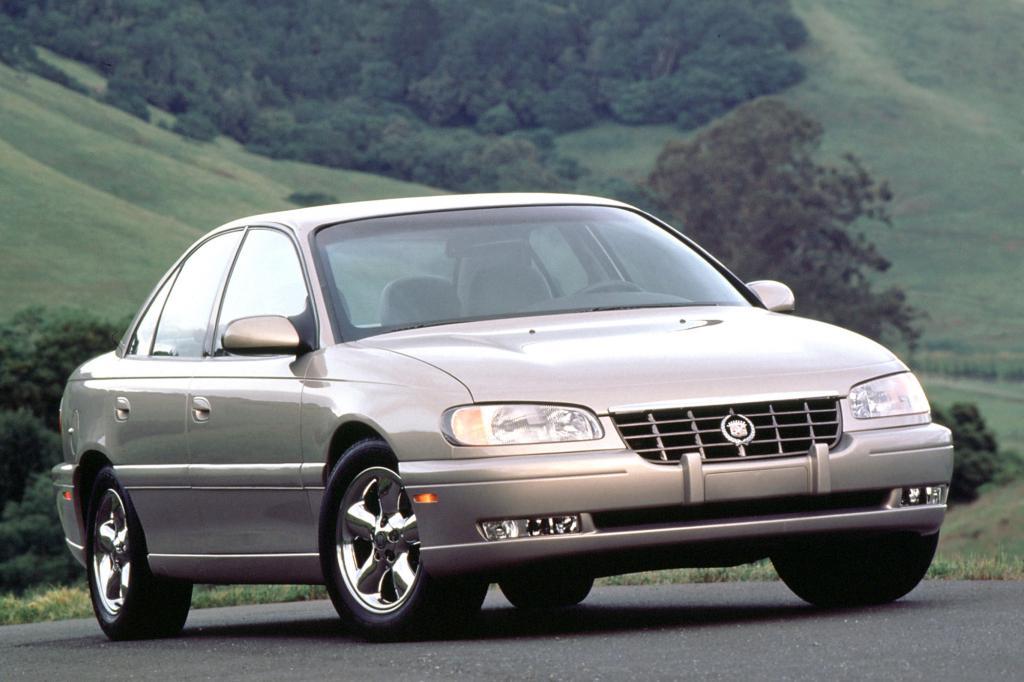 Cadillac Catera, 1997