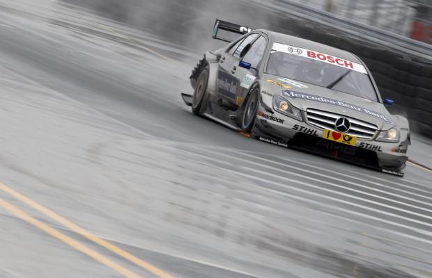 DTM auf dem Norisring: Spengler führt in der Fahrerwertung