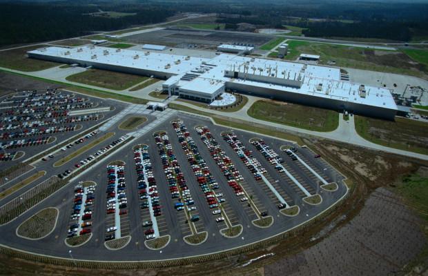 Daimler investiert mehr als 2 Mrd. USD in das Mercedes-Benz Werk Tuscaloosa