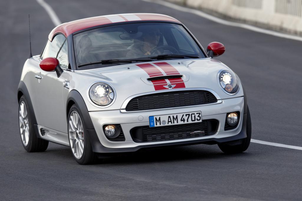 Das Mini Coupé startet im Oktober zu Preisen ab 21.200 Euro