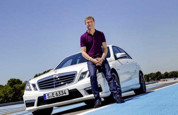 David Coulthard ist AMG Markenbotschafter