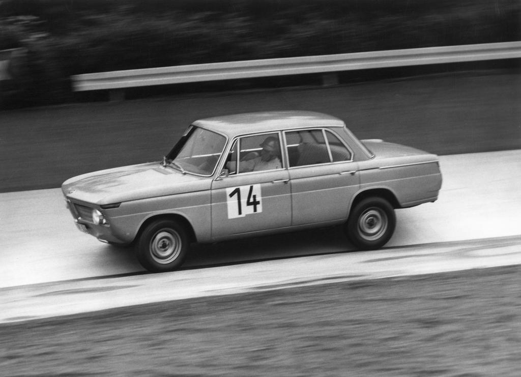 Der BMW 1800