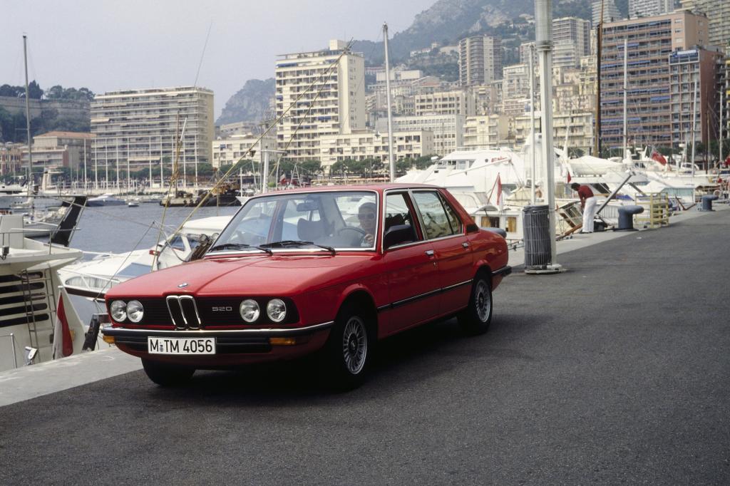 Der BMW 520