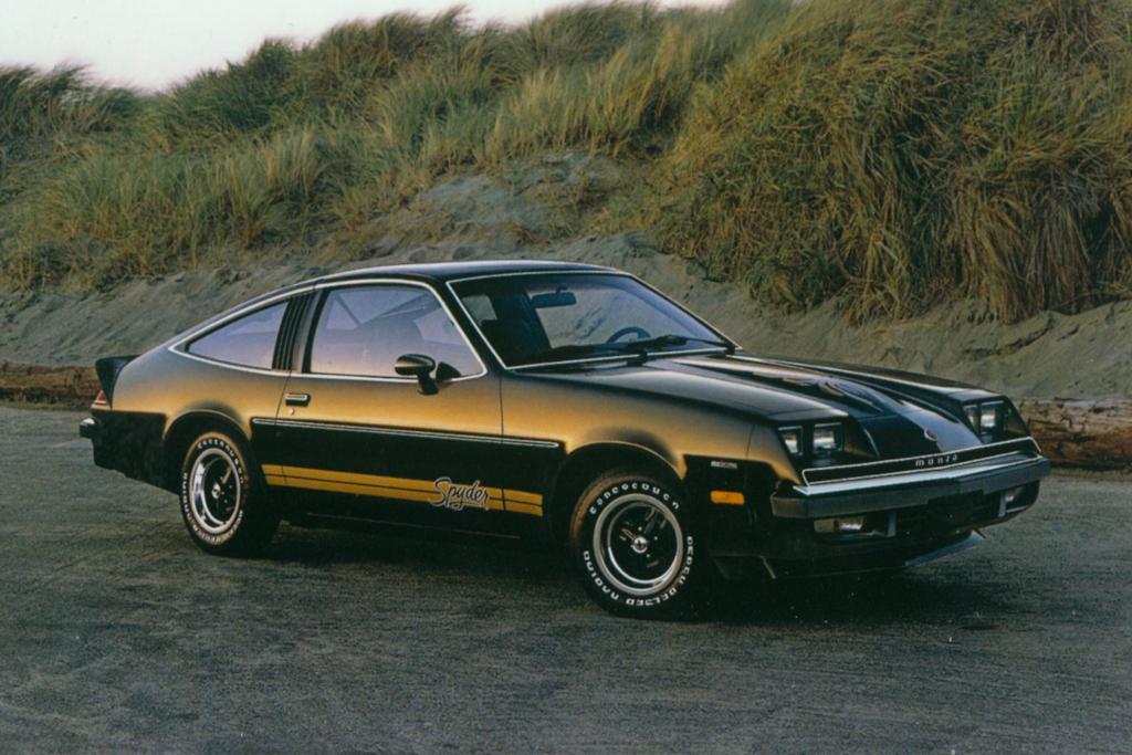 Der Chevrolet Monza von 1978.