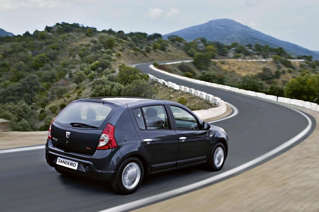 Der Dacia Sandero ist mit Abstand der günstigste Pkw, den es hierzulande zu kaufen gibt.