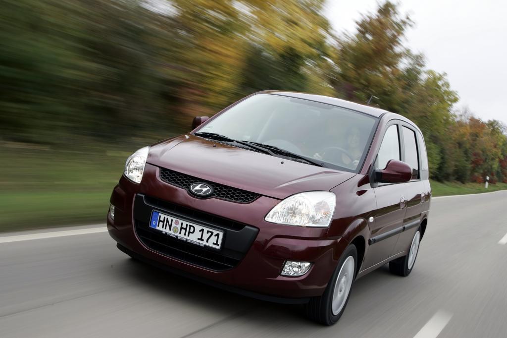 Der Hyundai Matrix ist eine solide Wahl für Kleinfamilien