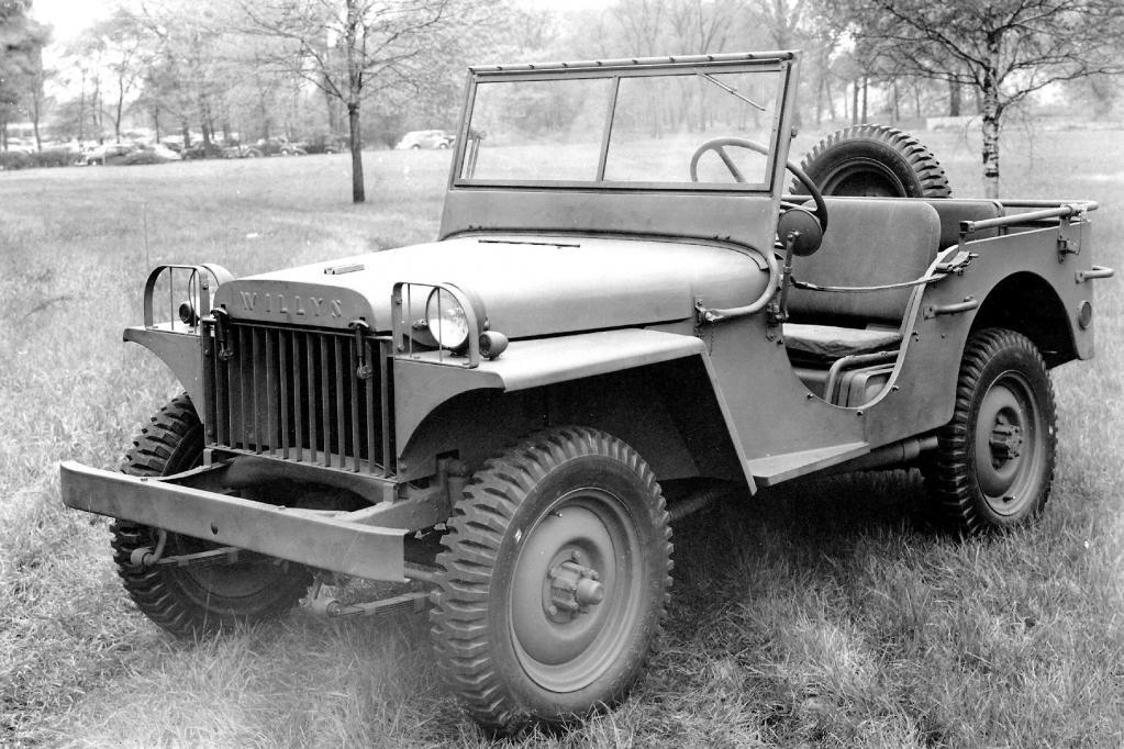 Der Jeep