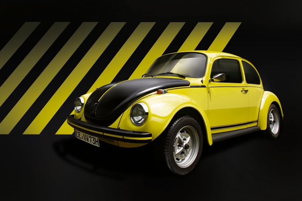 Der Käfer ist ein Käfer und kein 1300er - VW.