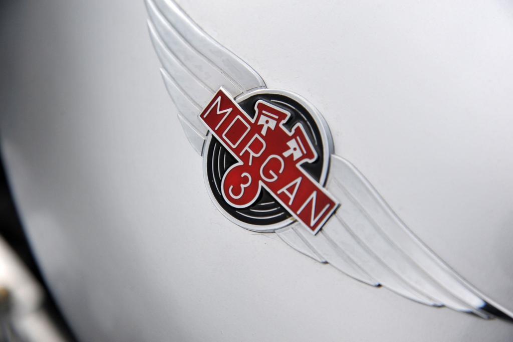 Der Kleinserienhersteller Morgan ist für seine Sportwagen im Retro-Stil bekannt