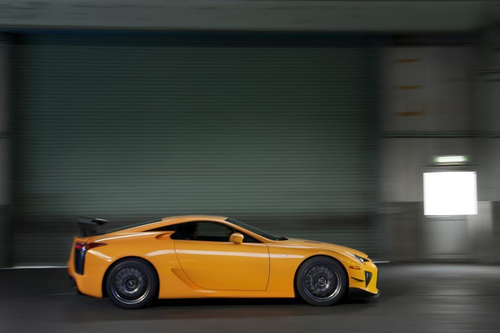 Der Lexus LFA gilt als der vielleicht beste Supersportwagen des Welt