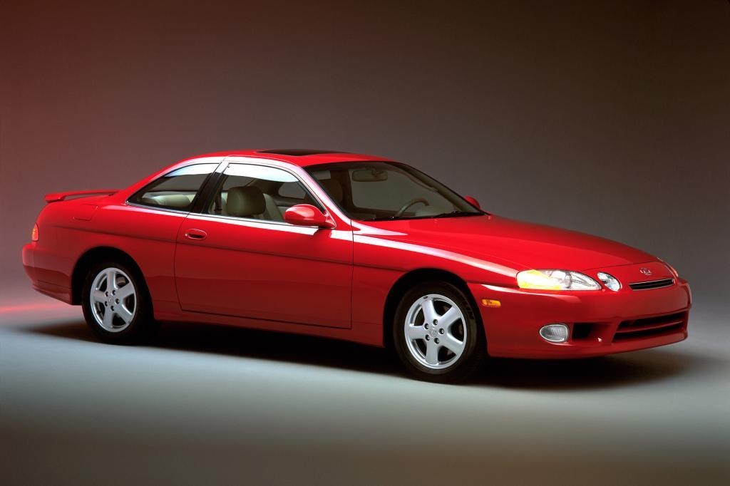 Der Lexus SC trat vor 20 Jahren als 250 km/h schnelles Sportcoupé auf