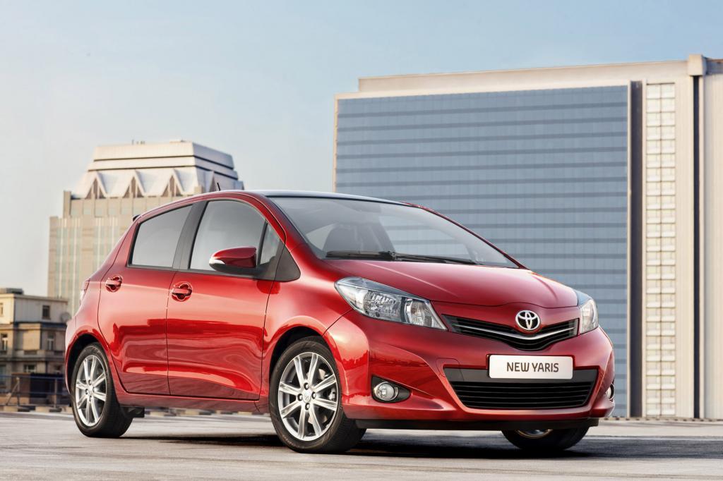 Der Toyota Yaris wird in der neuen Generation nicht teurer