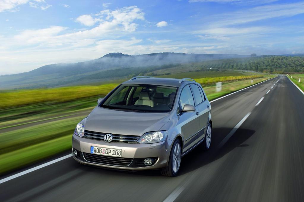 Der VW Golf Plus ist einer Studie zufolge das absolute Rentnerauto