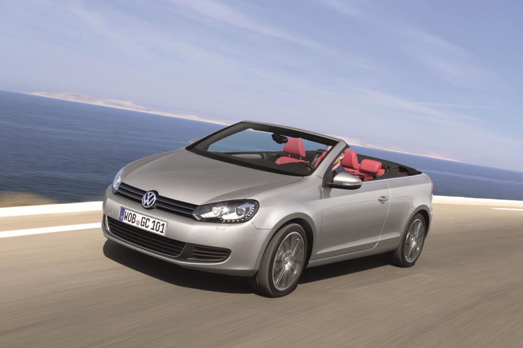 Der VW Golf setzt wieder auf Stoff
