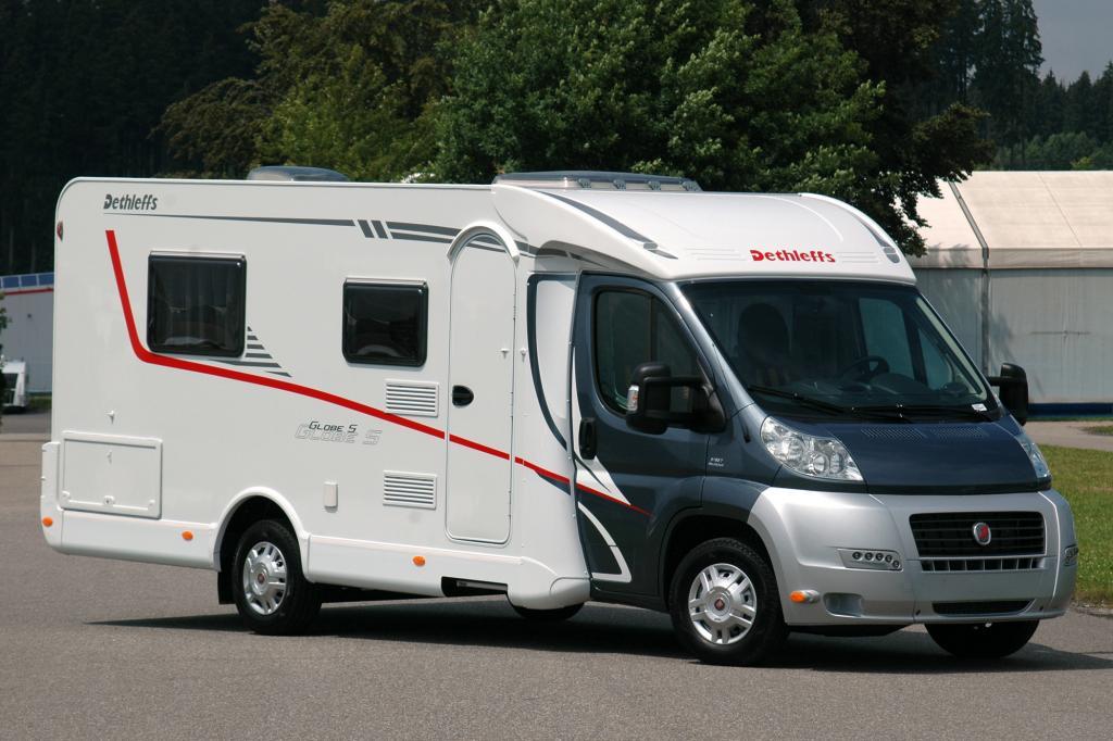 Dethleffs Reisemobile - Glatter und sauberer